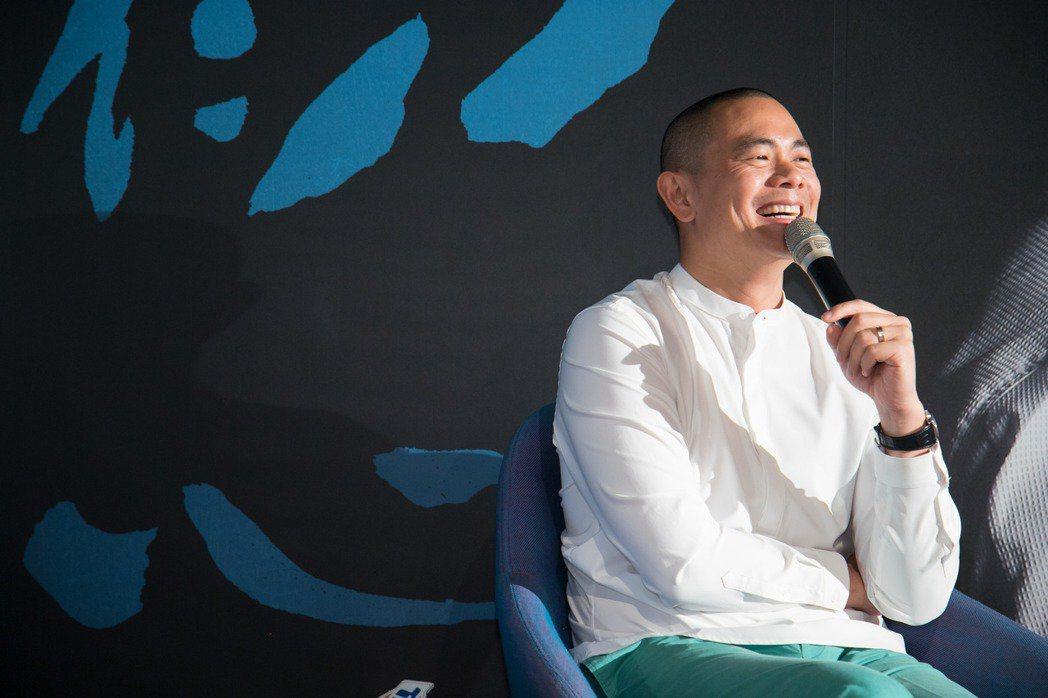 江振誠說:「當一名快樂的廚師,並且不時確認自己現在是不是一名happy chef...