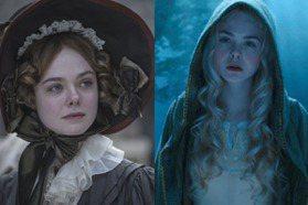 最適合穿古裝的女演員!回顧小仙女艾兒芬妮從《瑪麗雪萊》到《大帝》的絕美扮相