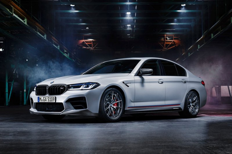 小改款BMW 5 Series、M5、M5 Competition 專屬M Performance套件一次滿足!