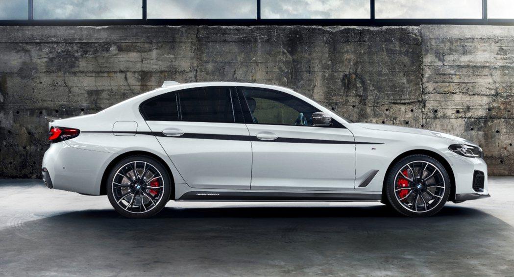 小改款BMW 5 Series及M5/M5 Competition在發表小改款車...