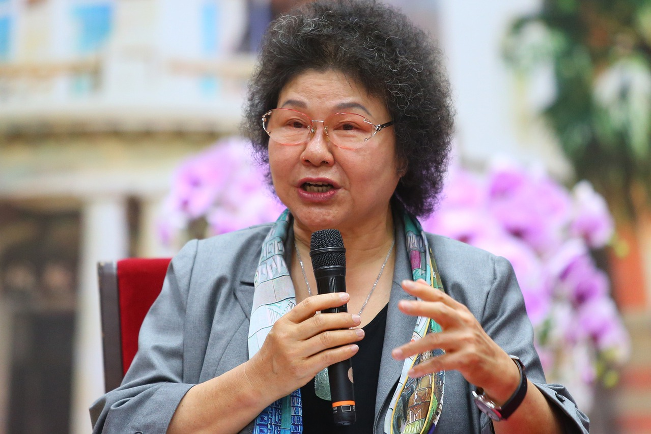 陳菊稱監察院長是最後公職 國民黨:把監院當養老院