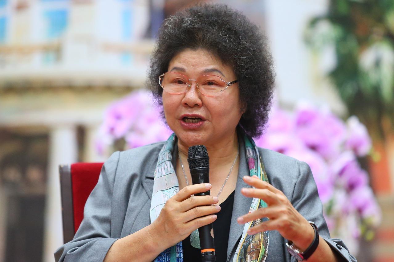 陳菊宣示監察院長是最後公職 國民黨團:印證被酬庸