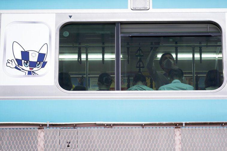 日本傳出有確診者逃出醫院的事件。 圖/美聯社