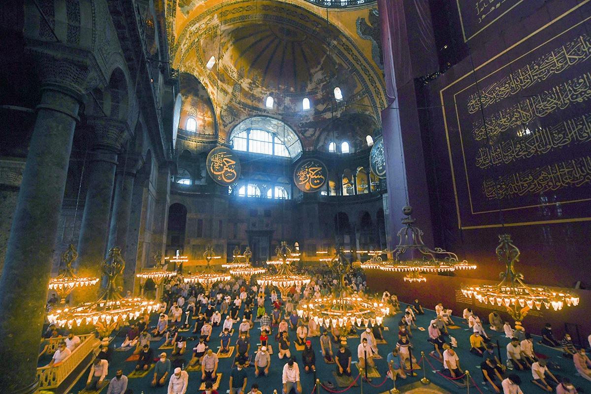 絕壁上的心靈驛站 土耳其蘇美拉修道院重新開放