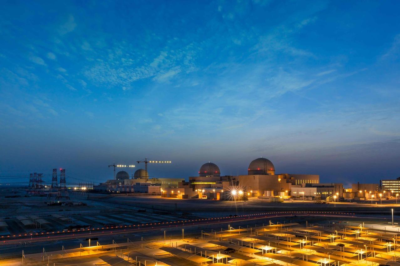 阿聯巴拉卡核電廠啟動 阿拉伯世界首例