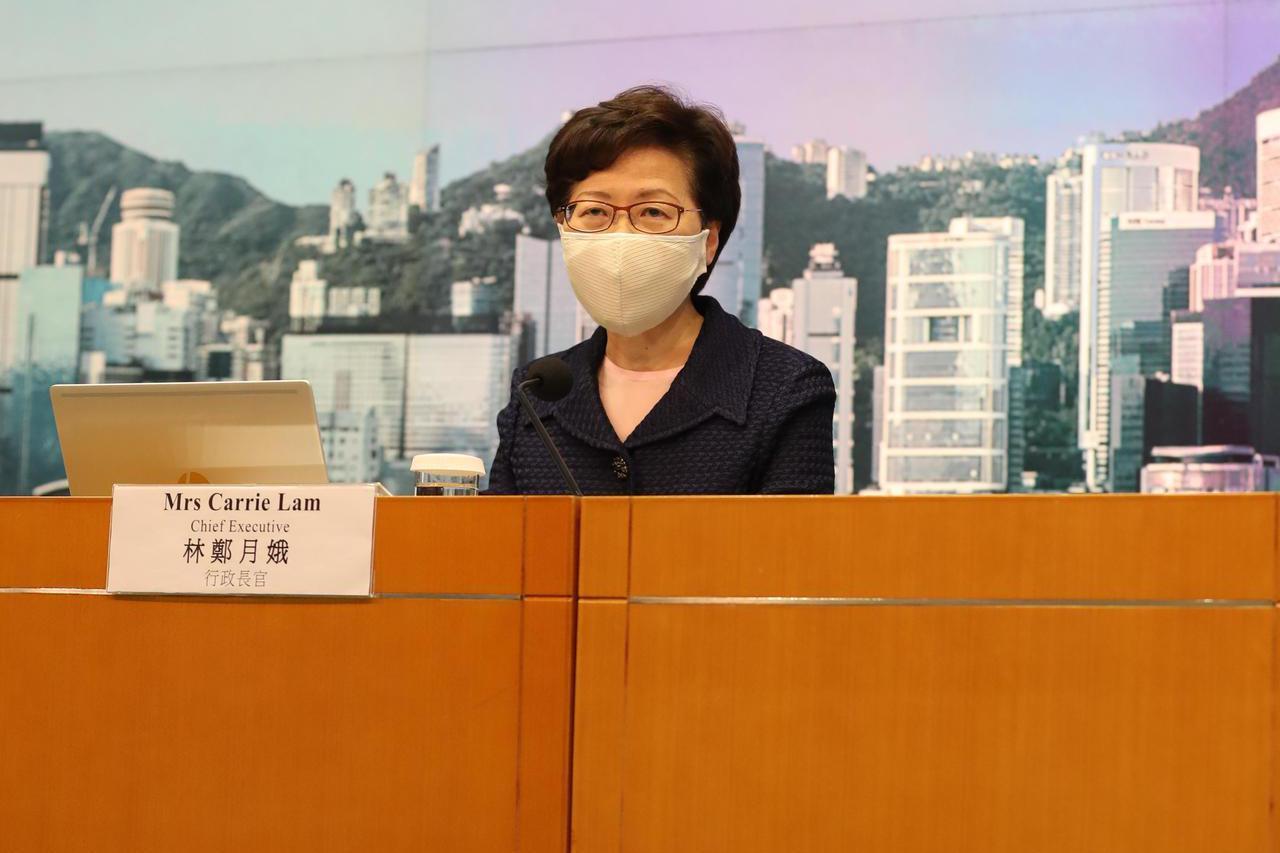 香港立法會選舉延一年 泛民批司馬昭之心