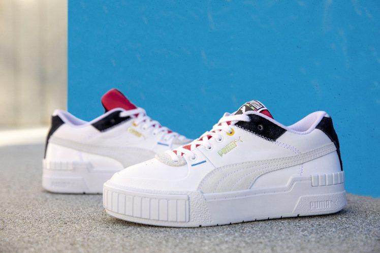 PUMA Cali Sport鞋3,280元。圖/PUMA提供