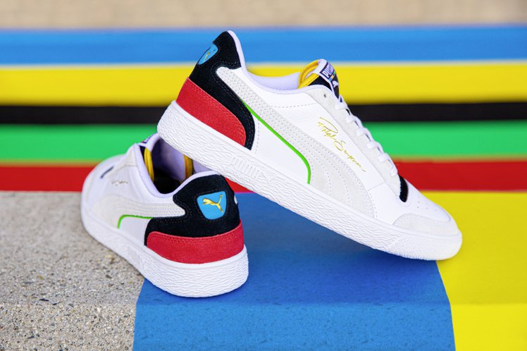 PUMA Ralph Sampson Lo鞋2,980元。圖/PUMA提供