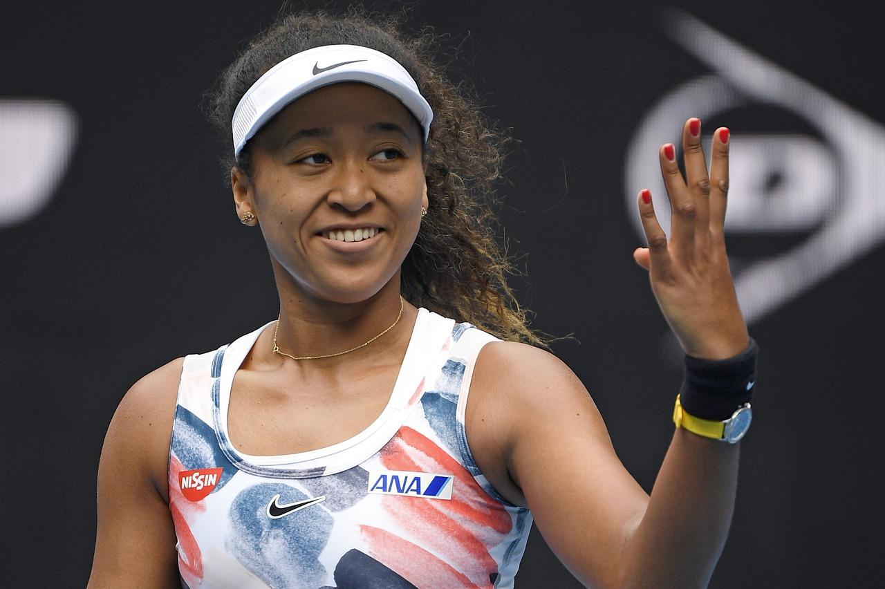 網球/大坂直美轉念赴紐約參賽