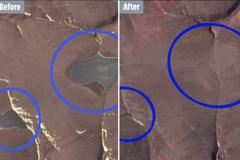 NASA衛星圖證實北極兩冰帽消失 3年前他就預測不到5年會融化