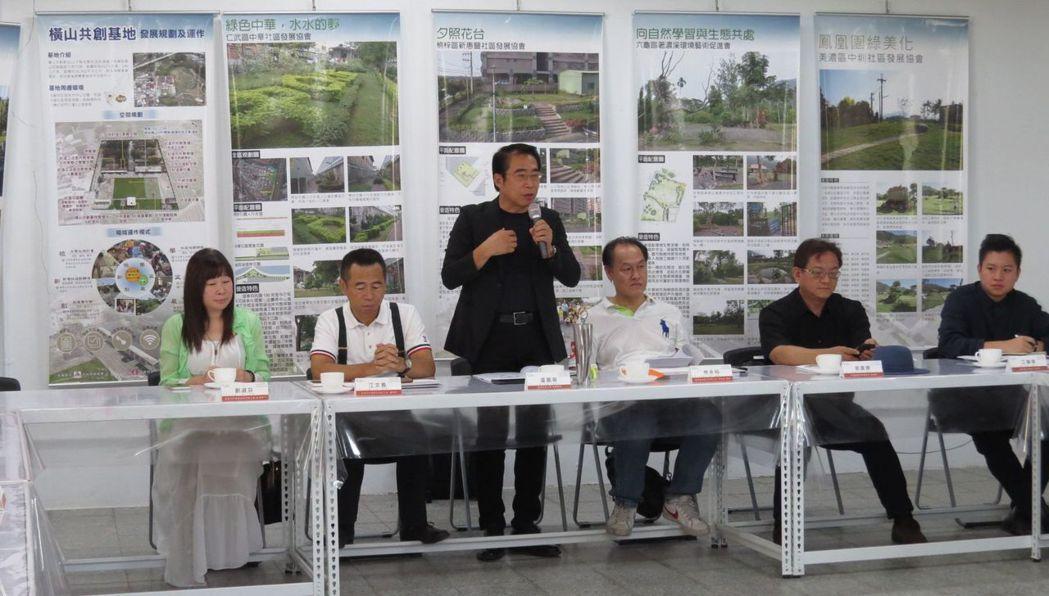 致力推動臺灣家具創新設計「一建築一家具.整合設計4.0」運動的計畫主持人盧圓華特...