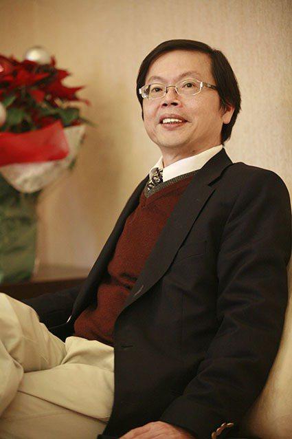 國研院院長吳光鐘。 國研院/提供