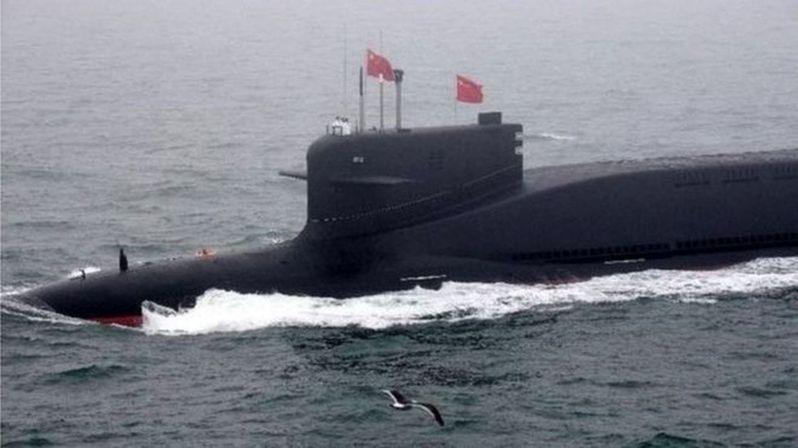 美國擔心中國擴充核武在2050年成為一流核武大國,先前堅持中國必須參加軍控談判。 新華社資料照片