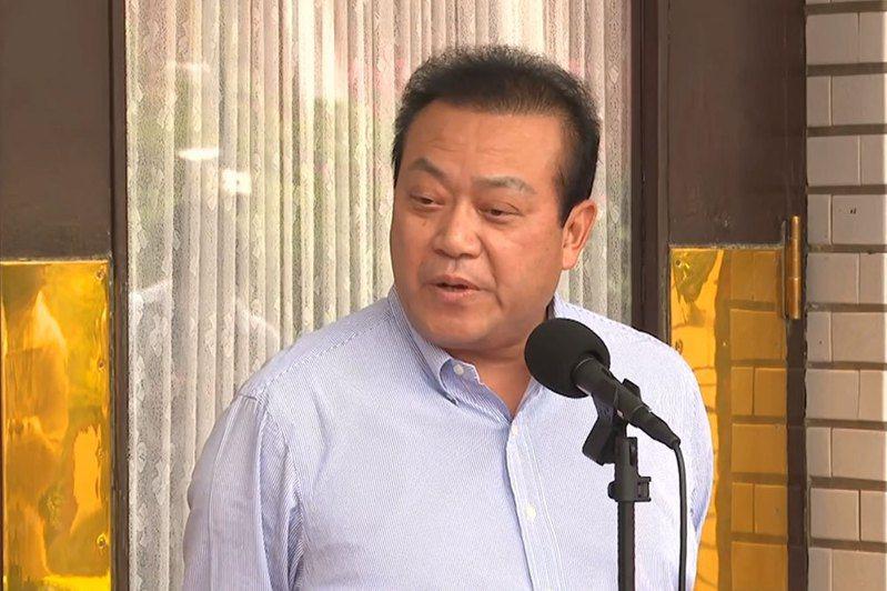 民進黨立委蘇震清。圖/聯合報系資料照片