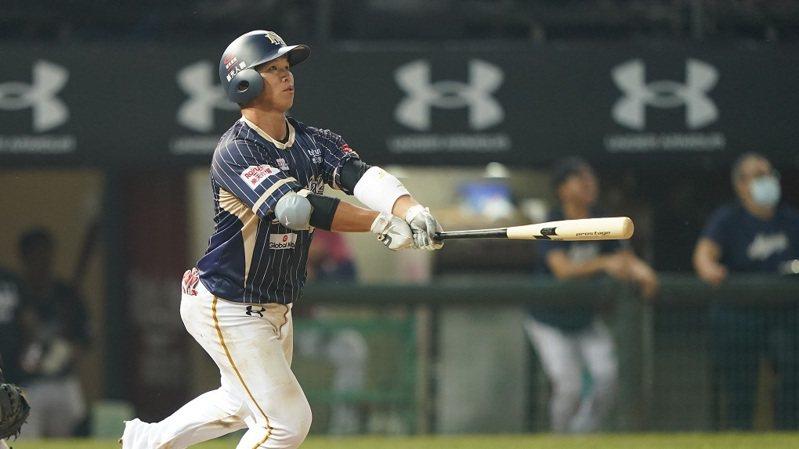廖健富。中華棒聯盟