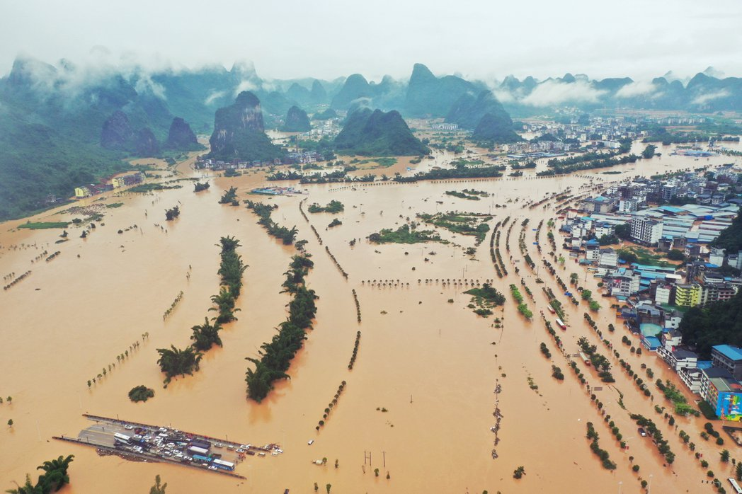 根據濟州道政府的觀測紀錄,長江流出水量在今年6月中旬以後,比去年同期增加44%。...