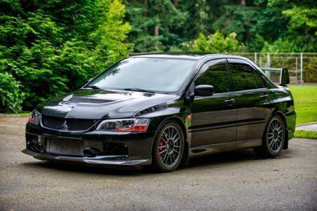 絕對會是經典 三菱 Lancer Evolution IX MR西雅圖現正出售中!