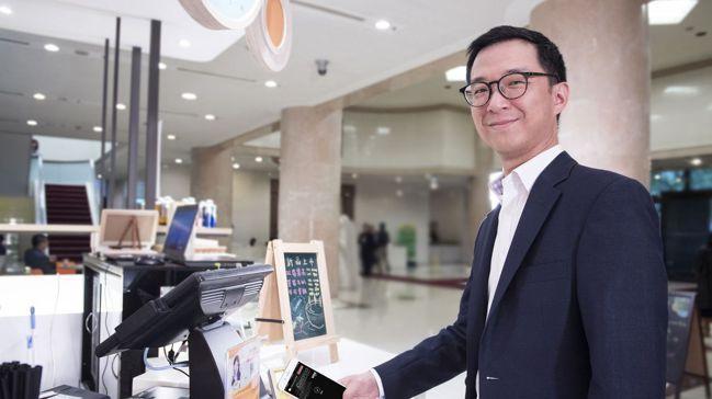 國泰世華銀行策略長蔡宗翰。圖/國泰世華銀行提供