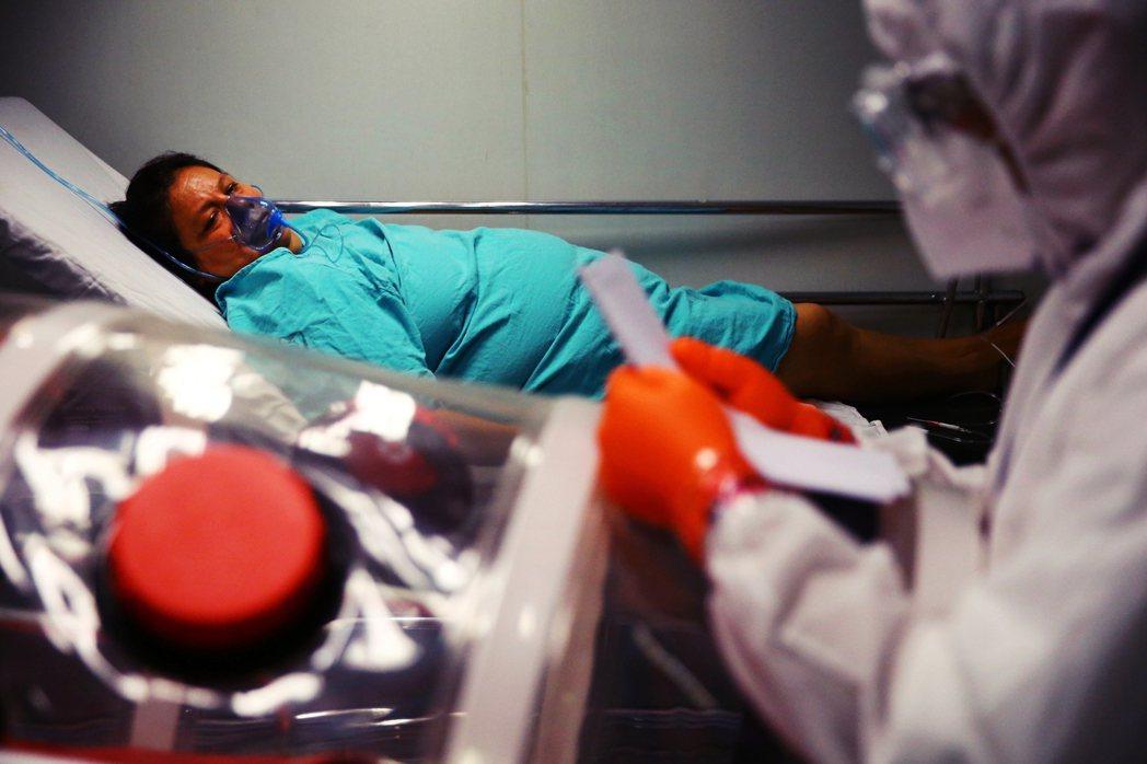 「藥廠的終極目標是『病人』而非『利潤』。」 圖/路透社
