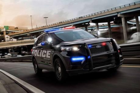 掌握一半市場! 為何美國警車大多使用Ford?