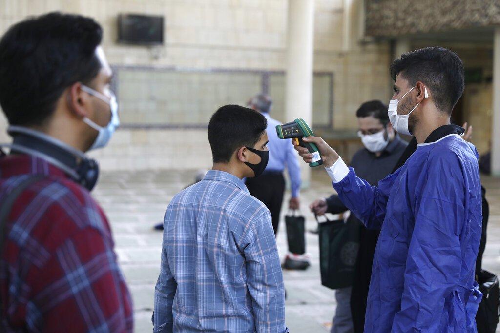歐亞疫情不平靜 伊朗單日確診及不治人數創新高