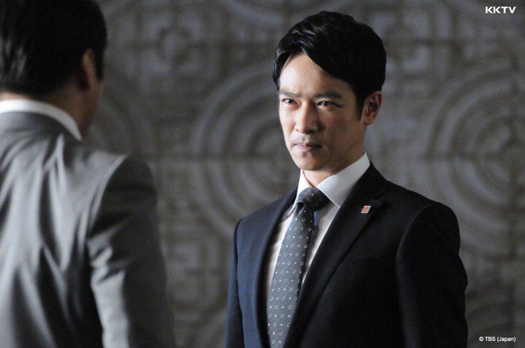 KKTV宣布8月3日起跟播《半澤直樹》,該劇2013年播出時創下高收視率,由堺雅...