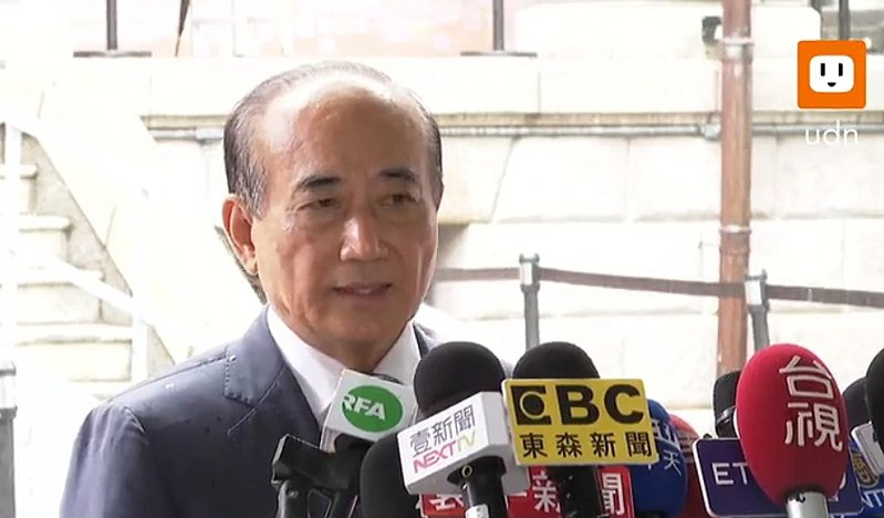 立法院前院長王金平。圖/翻攝udn TV