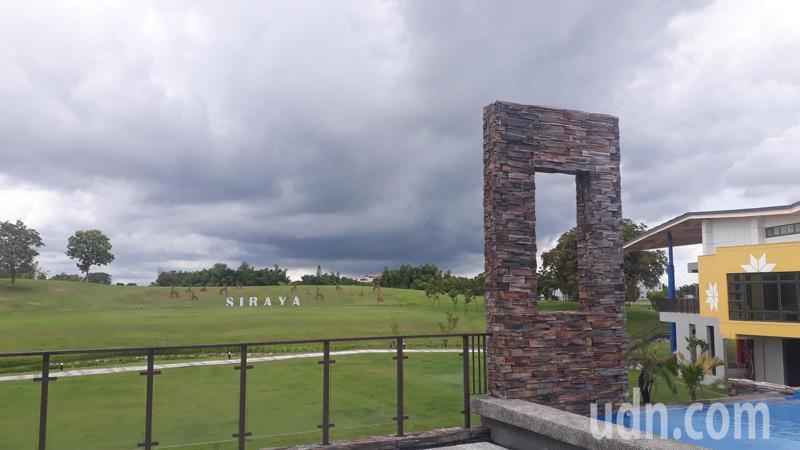 西拉雅國家風景區官田遊客中心今啟用。記者周宗禎/攝影