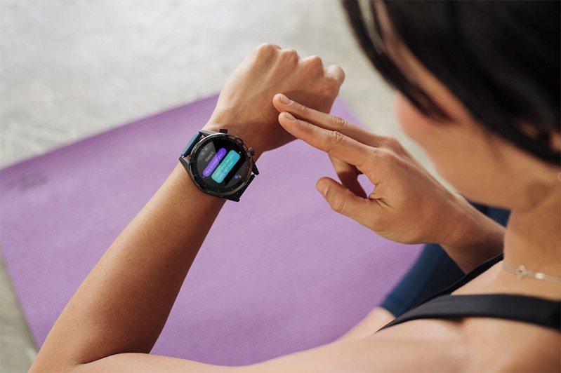 MAD Gaze Watch全球首創骨傳導智慧手錶,全球累積銷售破萬支。圖/有.設計uDesign提供