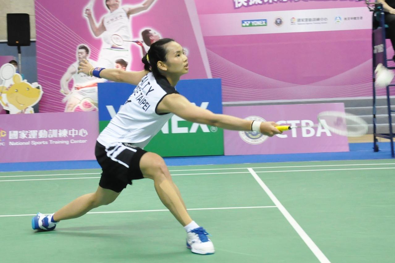 羽球/小戴打羽球年終賽 懸念在亞洲賽