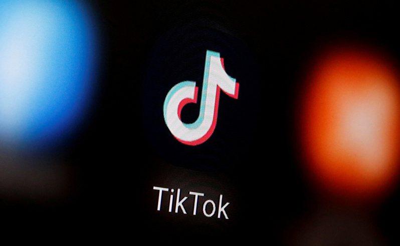海外版抖音TikTok。(路透)
