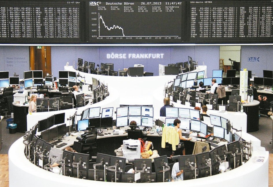 歐股從5月以來走勢強勁,主要是反映德國願意改變原先立場,支持歐盟發債,還有歐洲央...