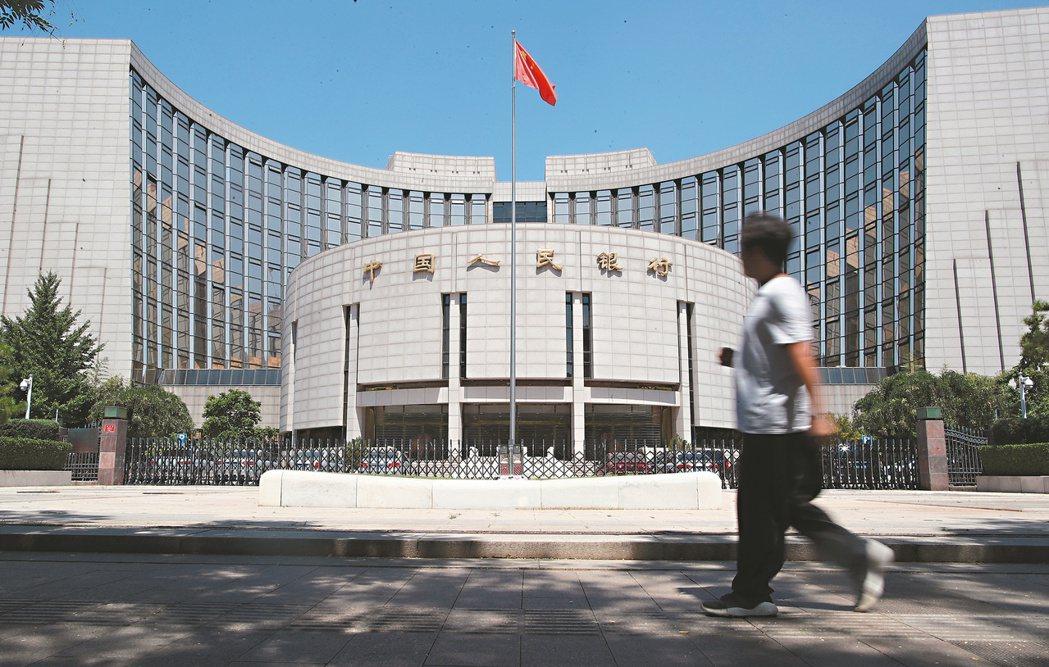 中國人民銀行加快布局數位貨幣,成立「成方金融科技」,並從8月開始運作。(中新社)