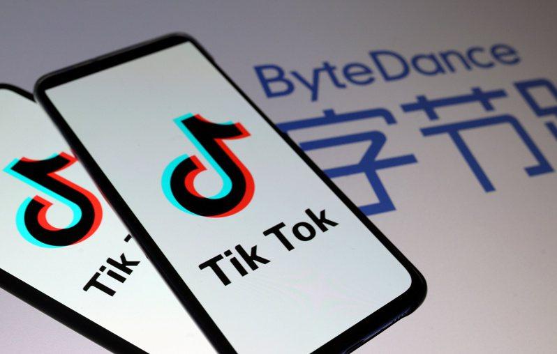 美國威脅禁用施壓字節跳動出售TikTok,字節跳動表示,公司嚴格遵守當地法律,卻仍面臨各種難以想像的困難。 (路透)
