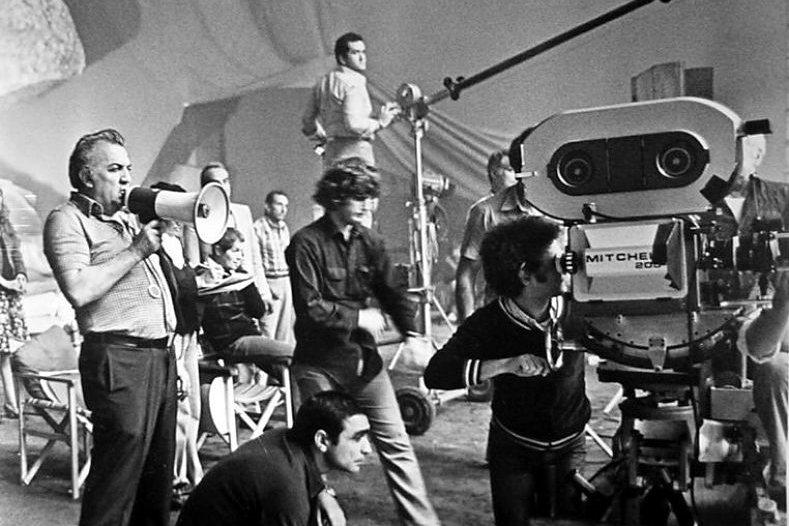 《卡薩諾瓦》(1976)工作照。 圖/IMDb