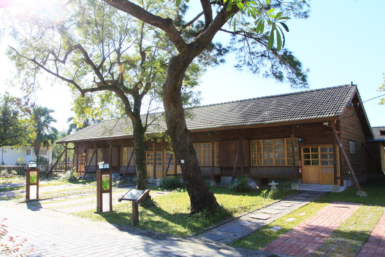 花蓮光復糖廠日式木屋旅館。  圖/台糖提供