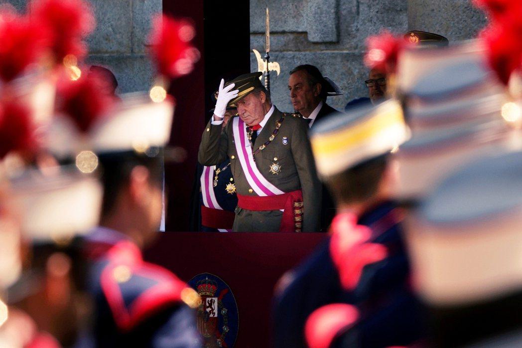 現年82歲的西班牙前任國王胡安卡洛斯一世(Juan Carlos I),3日突發...
