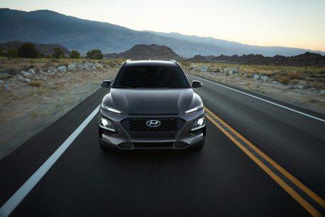 小改款前的限量特仕車 Hyundai Kona Night Edition酷黑版美國登場!