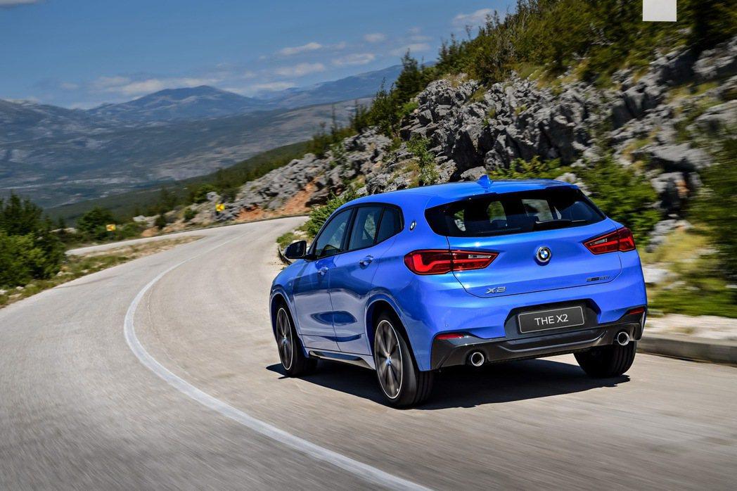 BMW八月購車禮遇-「夏日樂遊專案」即刻展開。 圖/汎德提供