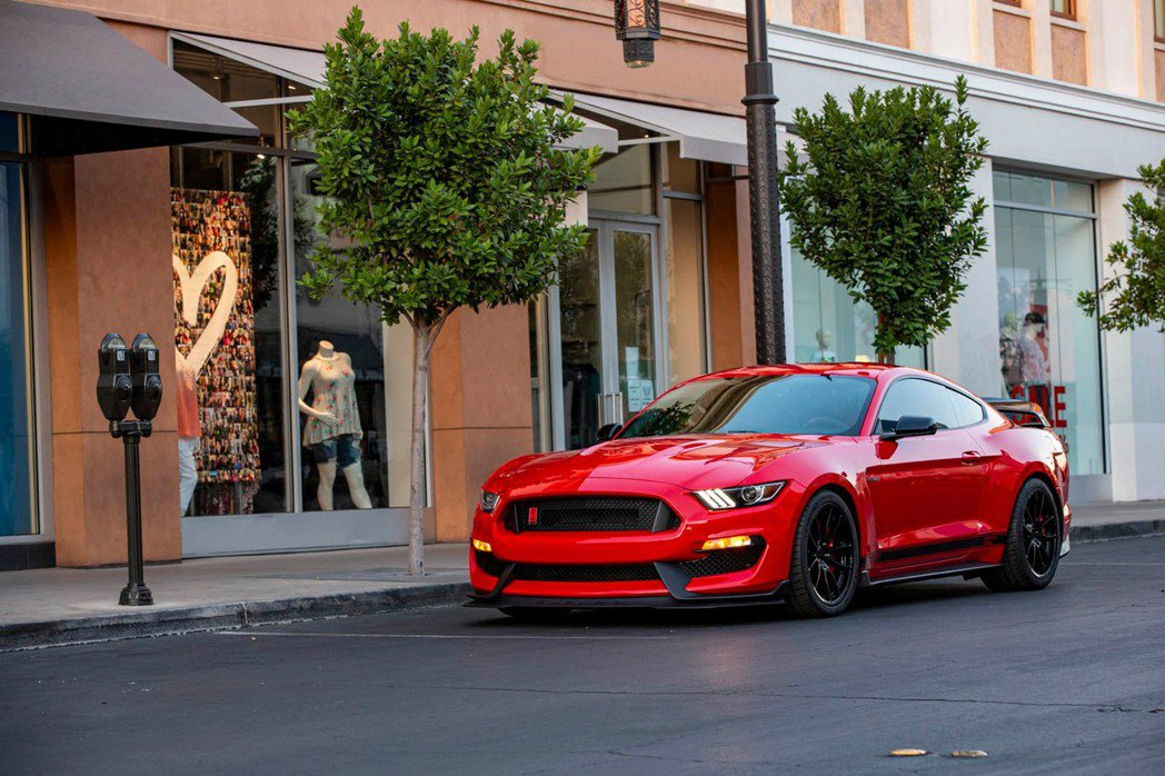 Shelby Mustang GT350 Signature Edition。 ...
