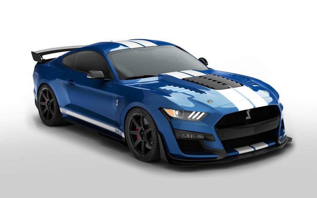 Shelby Mustang GT500 Signature Edition。 ...