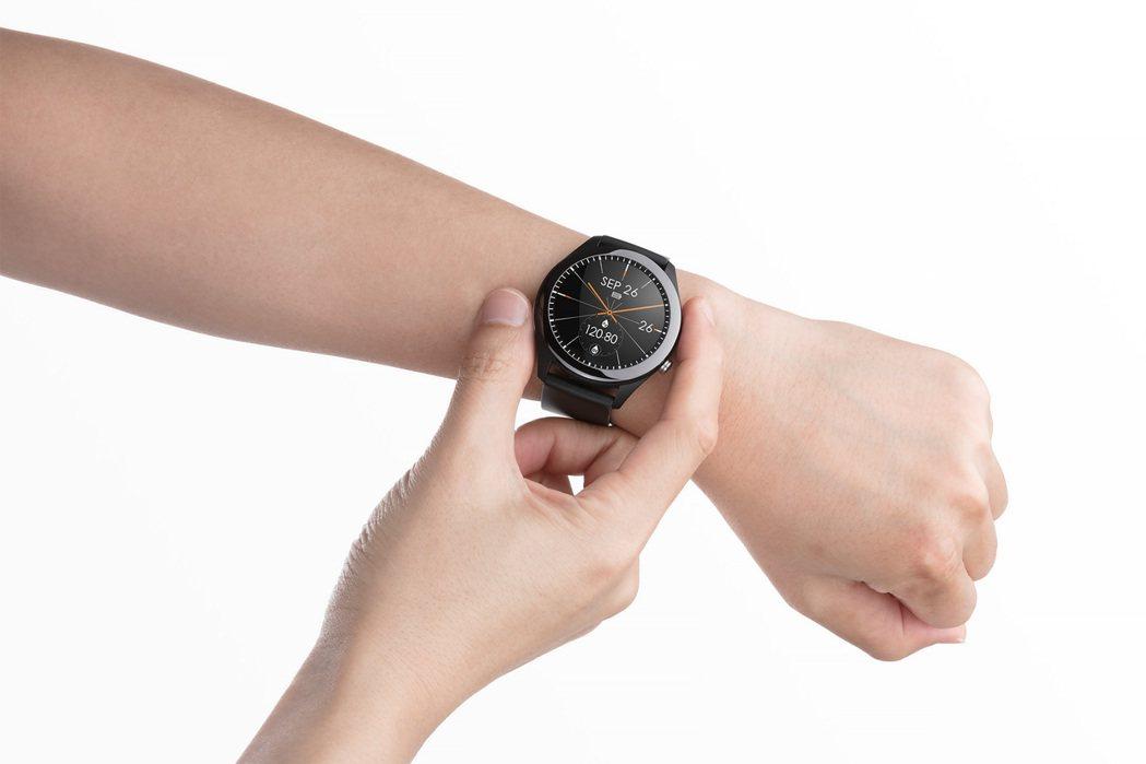 ASUS VivoWatch SP不僅具備強大的健康管理功能,更是一款兼具型格出...
