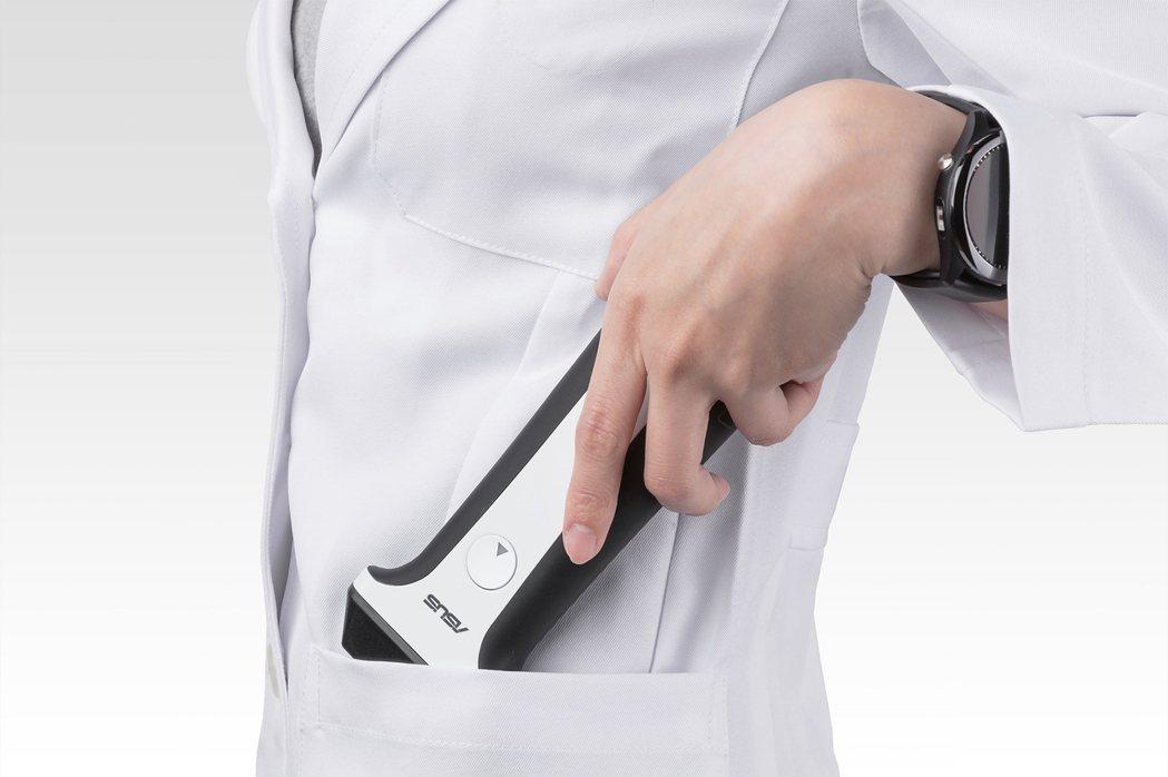 可攜式無線超音波解決方案採輕巧設計,具備五大特色,從此解決現今超音波臨床診斷痛點...