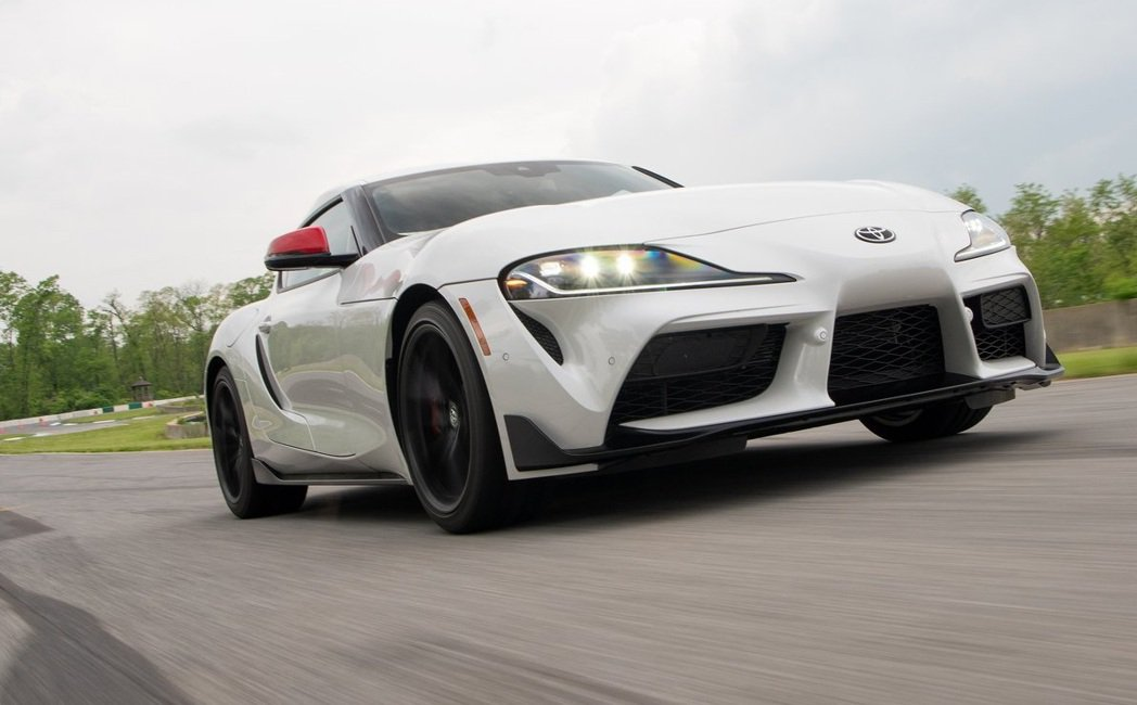 Toyota GR Supra。 摘自Toyota