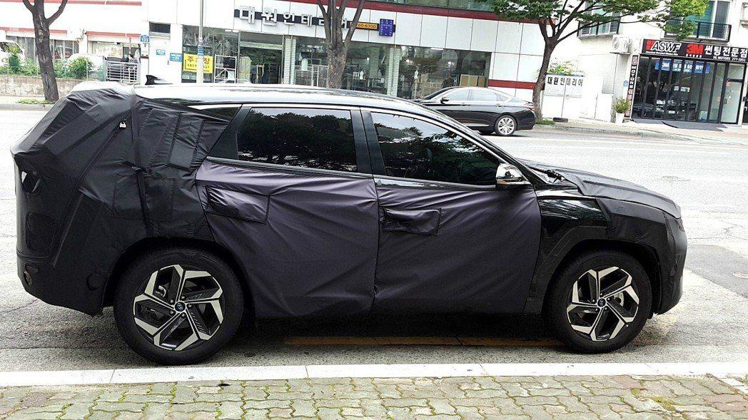 全新Tucson Hybrid將成為Hyundai繼Kona Hybrid、Sa...