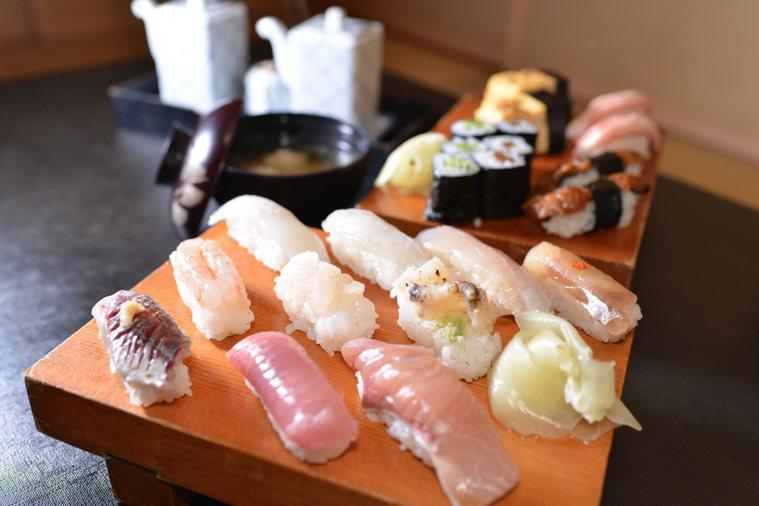 生魚片。圖/ingimage
