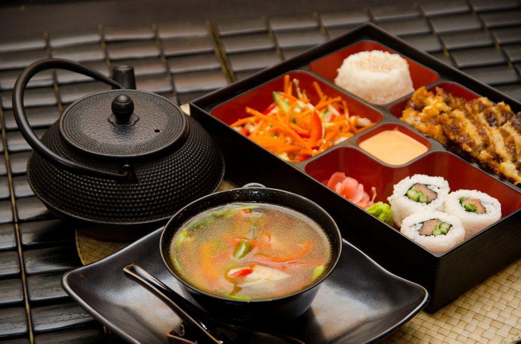 日式料理。圖/ingimage