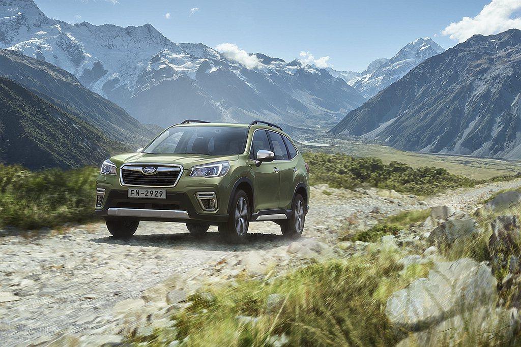 Subaru Forester與XV榮獲消費者報告(Consumer Repor...