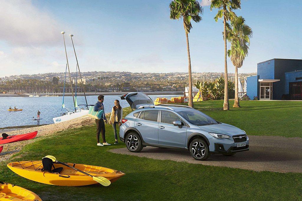 Subaru本月Forester、XV車款喜慶續推「好禮四選一」強檔優惠,更提供...