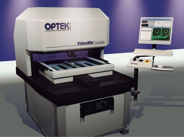 祿康公司推出新型三次元精密量測系統。 祿康/提供